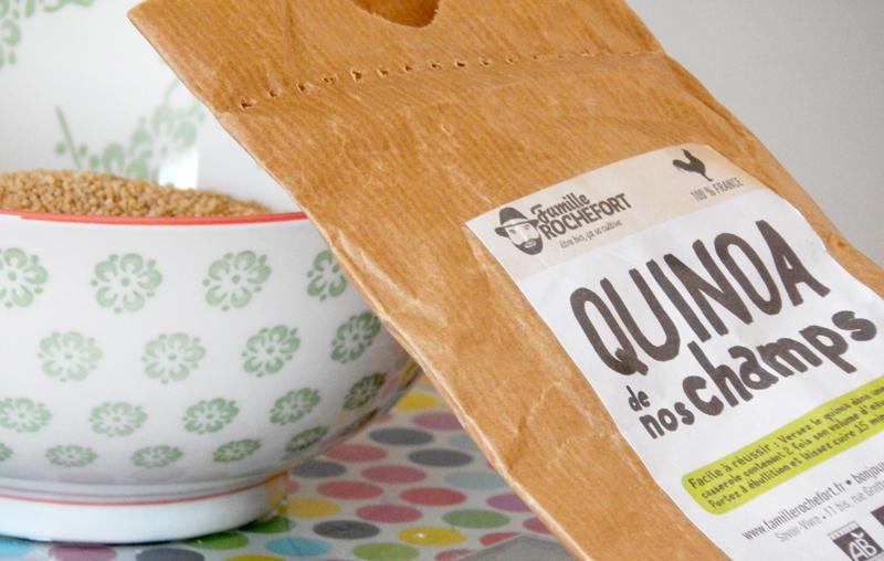 Les steaks de Quinoa (trop bons dans des burgers!)