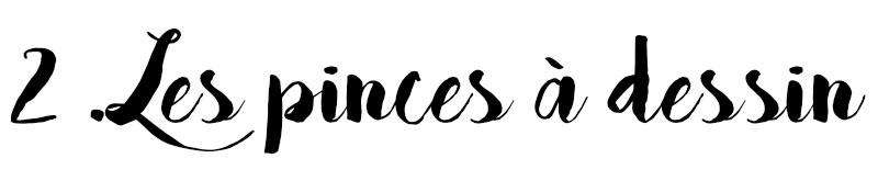 pinces