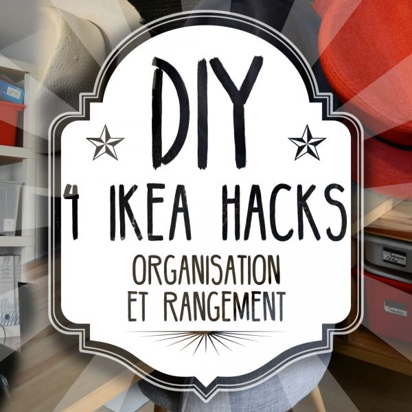 4 ikea hacks DIY