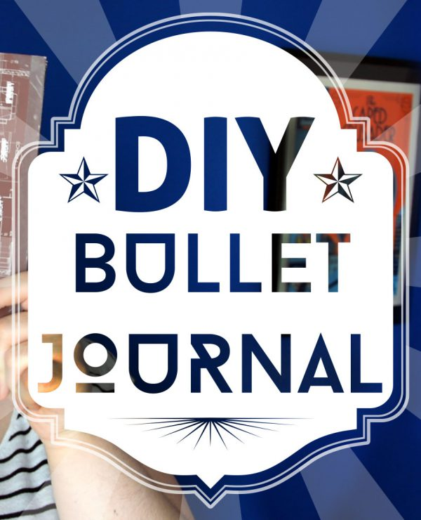fabriquer son bullet journal