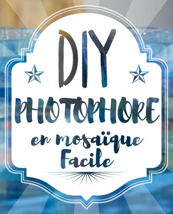 fabriquer un photophore