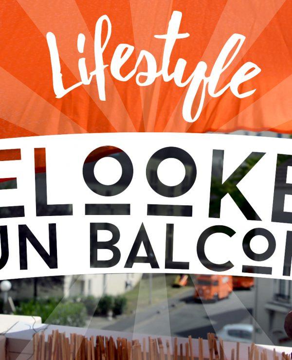 relooker un balcon