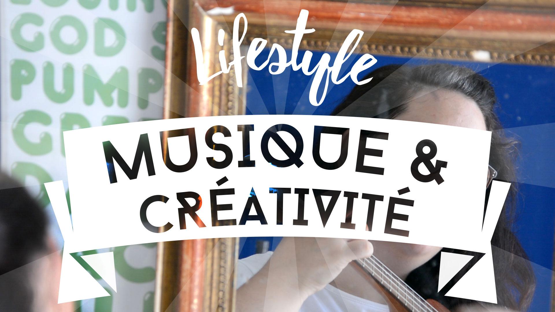 Musique et créativité : moi et mon ukulélé